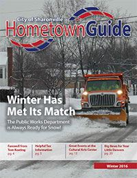 Hometown Guide Winter 2016